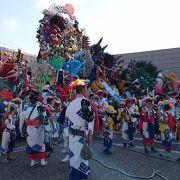 日本一の山車祭り