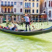 かなりお上りさん的なヴェネツィア体験です。