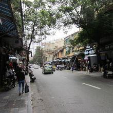 ハンガイ通り