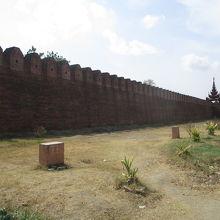 ミャンマー旧王宮