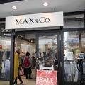 マックス アンド コー (三井アウトレットパーク ジャズドリーム長島店)