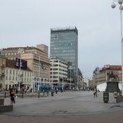 旧市街観光の出発点