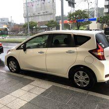 日産レンタカー (福岡空港店)