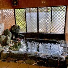 タラソ風呂!