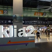 KLIAからは、無料バスがある