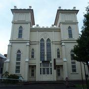 ゴシック様式の教会