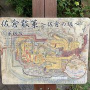 佐倉の坂でお散歩