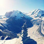 360度の美しい山、山、山