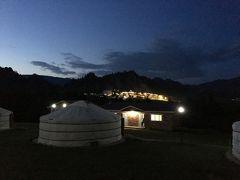 カーン テレルジ ツーリスト キャンプ 写真