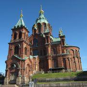 ロシア寺院らしい玉ねぎが・・・
