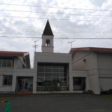 美馬牛小学校