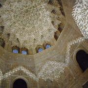 アルハンブラ宮殿のハーレムの中に
