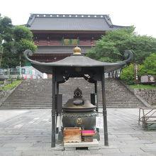 日光山輪王寺 三仏堂