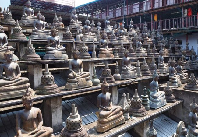 ガンガラーマ寺院