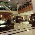 便利な場所にあるホテル