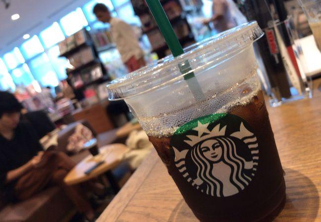 スターバックスコーヒー TSUTAYA 大崎駅前店