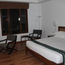 ズフリティ ホテル