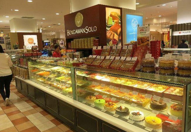 ブンガワン ソロ (シンガポール高島屋店)