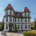 写真:旧弘前市立図書館