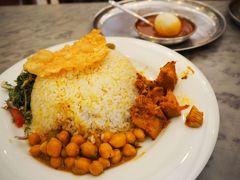キャンディアン ムスリム ホテル レストラン