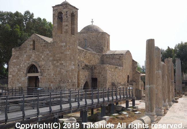 アギア キリアキ クリソポリティッサ教会