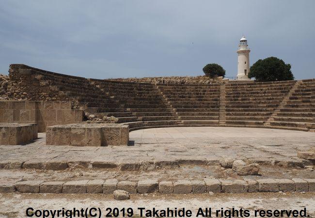 パフォス古代オデオン