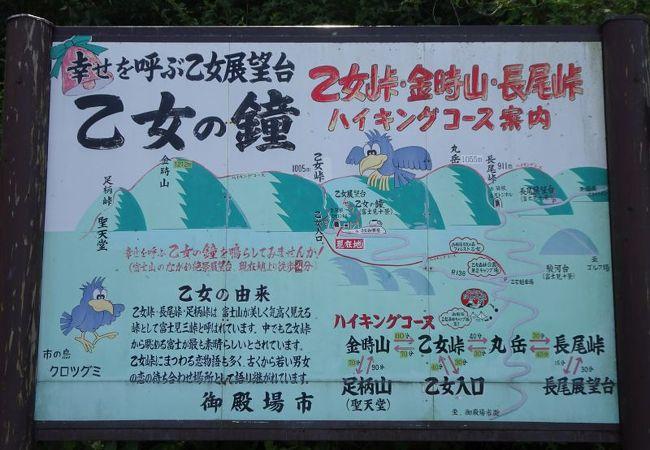 乙女峠 (静岡県)
