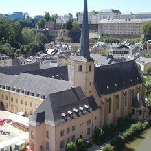 サン ジャン教会