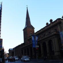 格式の高い教会