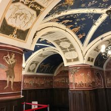 ビリニュス大学古書室およびツアー受付