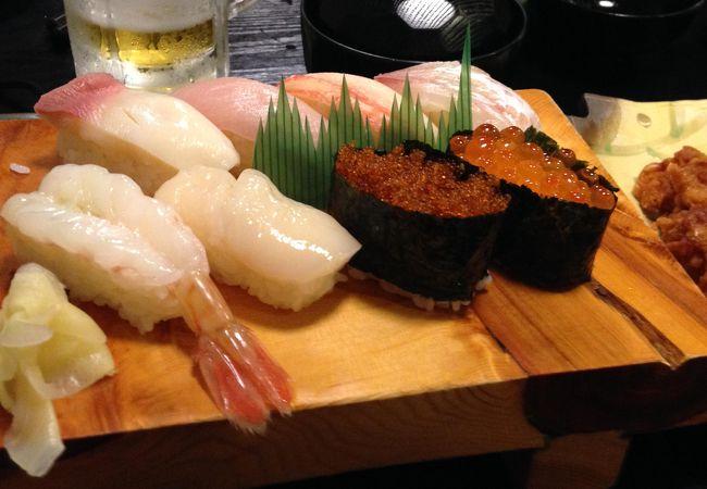 寿司のみうら