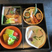お台場で和食ならここしかない!