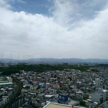 堺市役所21階展望ロビー