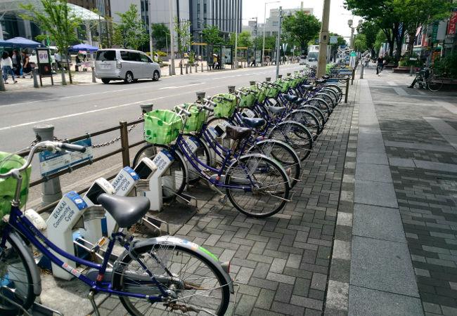 さかいコミュニティサイクル
