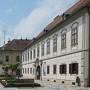 市立博物館になっているヘルツェル宮殿