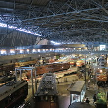 鉄道博物館駅 (大成駅)