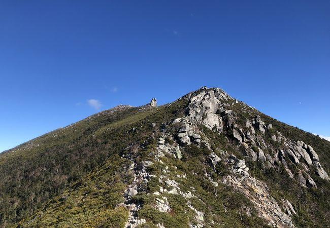 金峰山(山梨県・長野県)