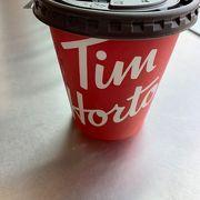 カナダのカフェ