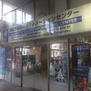 浜松駅改札そば