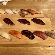小樽で人気の伊勢鮨は予約必須です。
