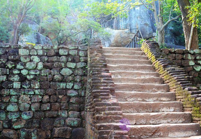 古代都市シギリヤ
