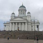 ヘルシンキを代表する教会