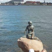 コペンハーゲンのカステレット要塞の近くにあります。