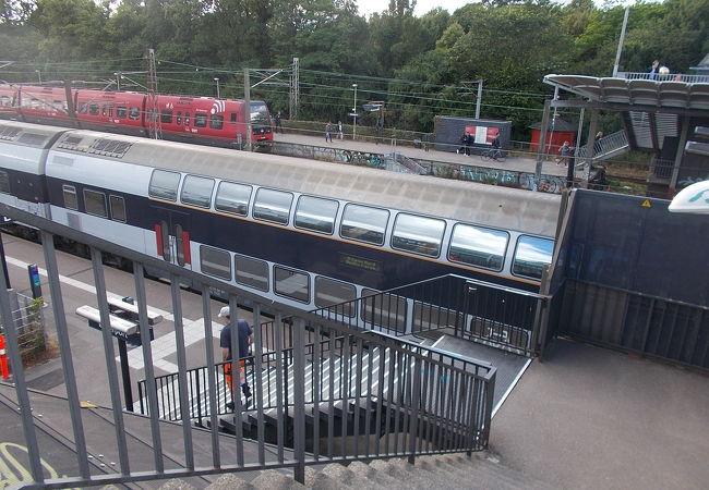オスターポート駅