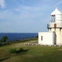 宿から10分ほどで、禄剛崎灯台に至ります