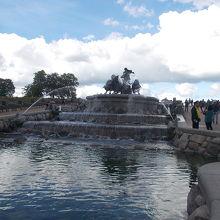 ゲフィオンの泉