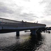 ニューハウンとクリスチャンハウンを結ぶ橋