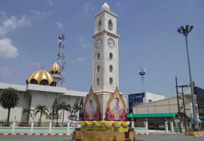 サトゥン時計塔