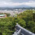 写真:久保田城跡