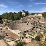 フランス最大級のローマ劇場